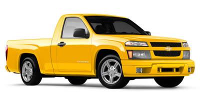 2005 Chevrolet Colorado Reg Cab 111.2' WB LS ZQ8