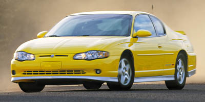 2005 Chevrolet Monte Carlo 2dr Cpe LS