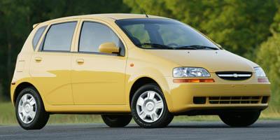 2005 Chevrolet Aveo 5dr HB LT