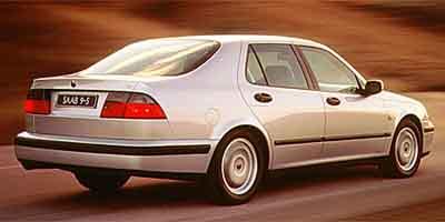 2000 Saab 9-5 SE