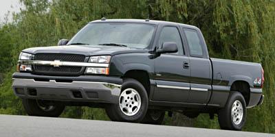 2005 Chevrolet Silverado 1500 Ext Cab 143.5' WB 4WD LS