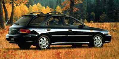 2000 Subaru Impreza L