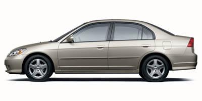 2005 Honda Civic EX MT SE