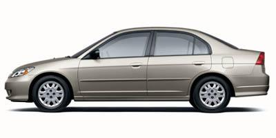 2005 Honda Civic LX MT
