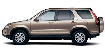 2005 Honda CR-V SE