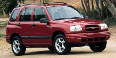 2000 Suzuki Vitara JLS
