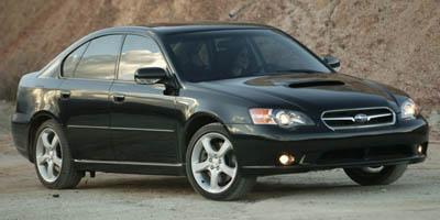 2006 Subaru Legacy 2.5i Special Edition