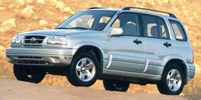 2001 Suzuki Grand Vitara JLS