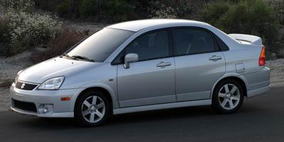 2005 Suzuki Aerio LX