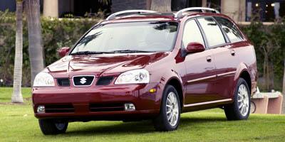 2005 Suzuki Forenza LX