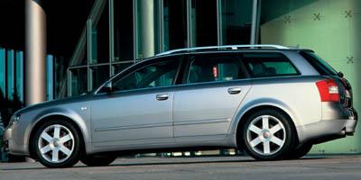 2005 Audi A4 2005 Wgn SE 3.0L Avant quattro Auto
