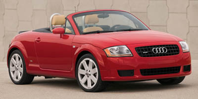 2005 Audi TT 1.8T