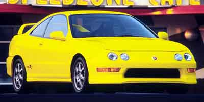 2001 Acura Integra 3dr Sport Cpe Type-R Manual