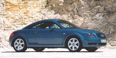 2001 Audi TT 2dr Cpe 5-Spd w/ESP