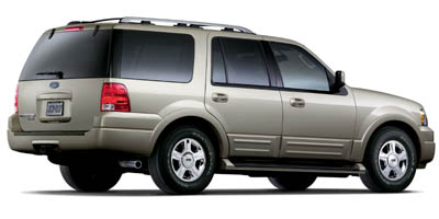 2005 Ford Expedition 5.4L Limited
