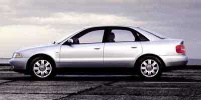 2001 Audi A4 4dr Sdn 1.8T Auto