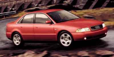 2001 Audi A4 4dr Sdn 2.8L Quattro AWD Man