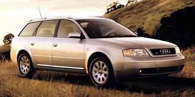 2001 Audi A6 2.8