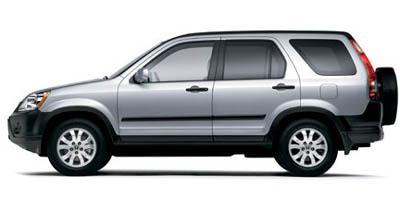 2005 Honda CR-V 4WD EX MT