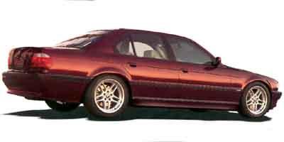 2001 BMW 740iL 740iL 4dr Sdn Protection