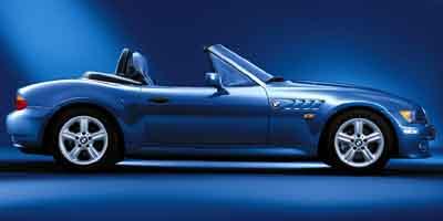 2001 BMW Z3 Z3 2dr Roadster 3.0i
