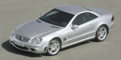 2005 Mercedes-Benz SL 65 AMG