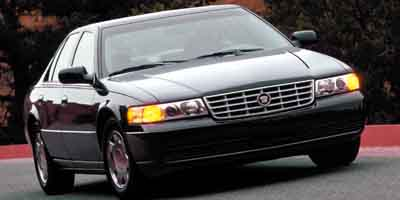 2001 Cadillac Seville 4dr Luxury Sdn SLS w/Monochrome Pkg
