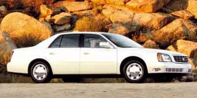 2001 Cadillac De Ville