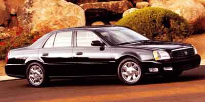 2001 Cadillac De Ville DTS