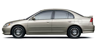 2005 Honda Civic LX AT SE
