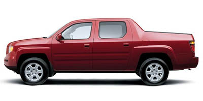 2006 Honda Ridgeline RTS AT