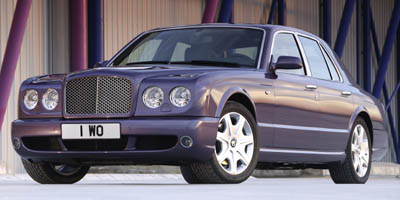 2005 Bentley Arnage 4dr Sdn T