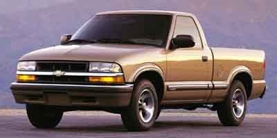 2002 Chevrolet S10 Pickup LS