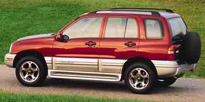 2001 Chevrolet Tracker 4dr Hardtop 4WD LT