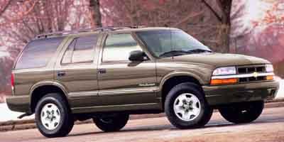 2001 Chevrolet Blazer 4dr TrailBlazer