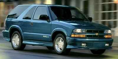 2001 Chevrolet Blazer 2dr Xtreme