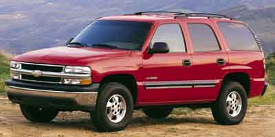 2001 Chevrolet Tahoe 4dr LS