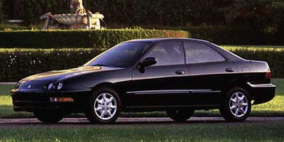 1997 Acura Integra 4dr Sdn LS Manual