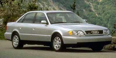 1997 Audi A8 4dr Sdn 4.2L Auto Quattro