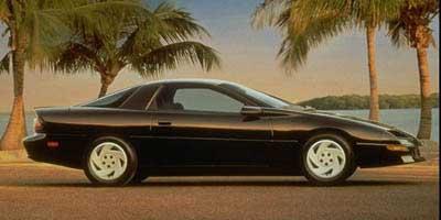 1997 Chevrolet Camaro 2dr Cpe Z28