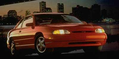 1997 Chevrolet Monte Carlo 2dr Cpe Z34