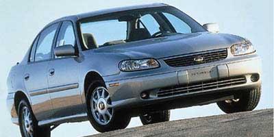 1997 Chevrolet Malibu 4dr Sdn LS