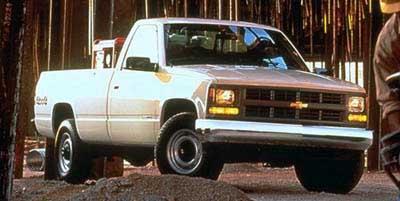 1997 Chevrolet Silverado 3500