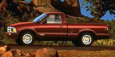 1997 Chevrolet S10 Pickup Reg Cab 108.3' WB LS