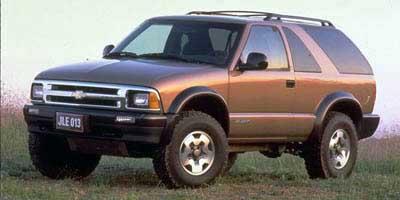 1997 Chevrolet Blazer 2dr 4WD LS
