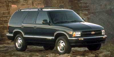 1997 Chevrolet Blazer 4dr 4WD LT