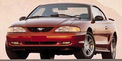 1997 Ford Mustang 2dr Cpe GT