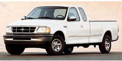 1997 Ford F150 Supercab 157' 4WD XLT