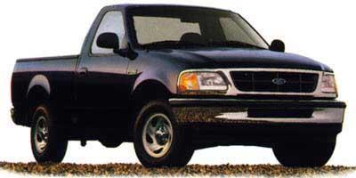 1997 Ford F150 Reg Cab 139' XL