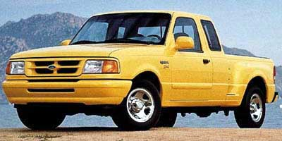 1997 Ford Ranger Supercab 125.4' WB XLT 4WD